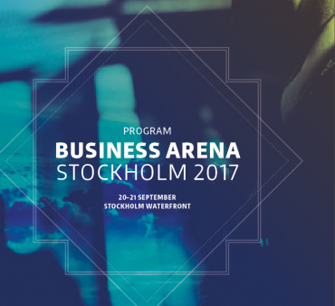 Business Arena Stockholm – nu presenterar vi en första version av programmet