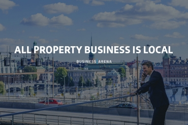 All Property Business is local – learn more about the Swedish investment market