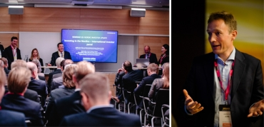 Business Arena Stockholm – an overview of international seminars and sessions