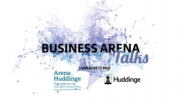 Premiär för Business Arena Talks