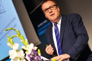 Greg Clark på Business Arena Stockholm 2013