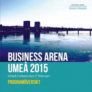 Preprogram Umeå