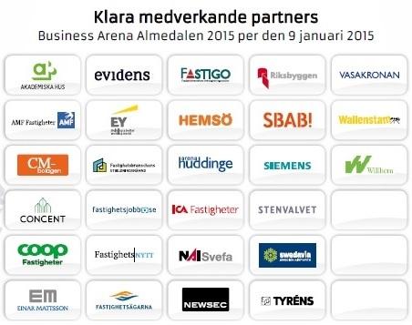 Medverkande partners BA Almedalen