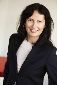 Biljana Pehrsson, vd på Kungsleden