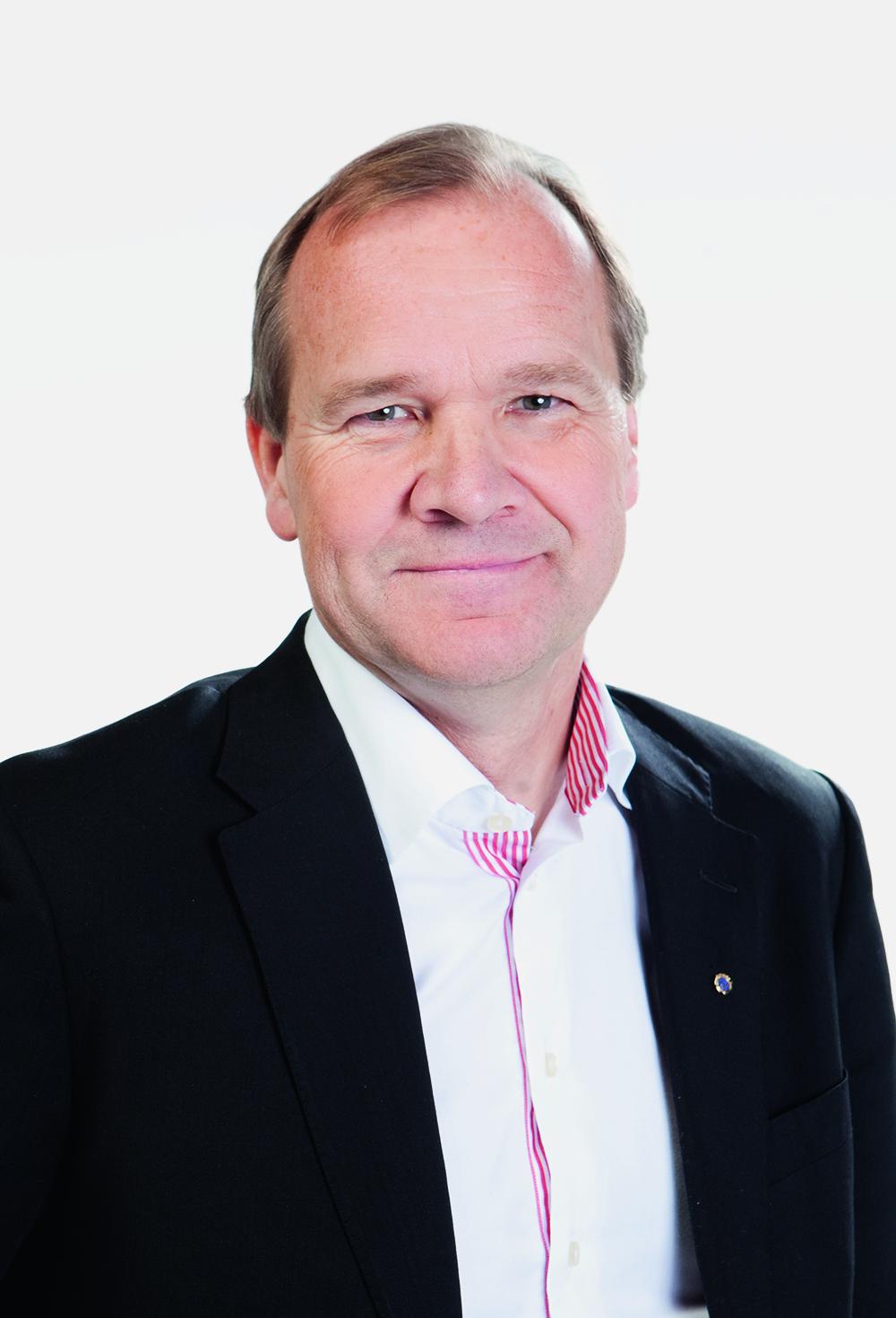 Anders Lago, styrelsemedlem, Berättarministeriet (förbundsordförande HSB). Foto: Erika Stenlund