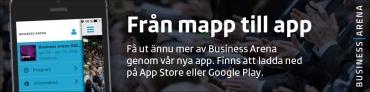 Business Arena lanserar app!