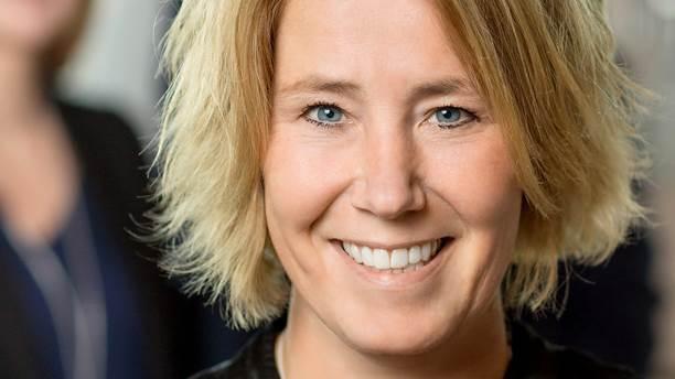 Johanna Frelin,vd på Tengbom. Foto Jann Lipka