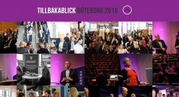 Se bilderna från Business Arena Göteborg 2016