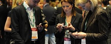 Synlighet, tillgänglighet och affärsnytta med Business Arenas app