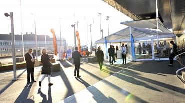 Praktisk information inför Business Arena Stockholm 2016
