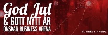 God jul från Business Arena