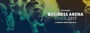 Första versionen av programmet för Umeå är klar!