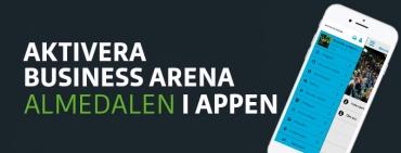 Upptäck nyttan med Business Arena-appen