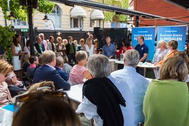 Fem tips till dig som vill prata bostäder i Almedalen
