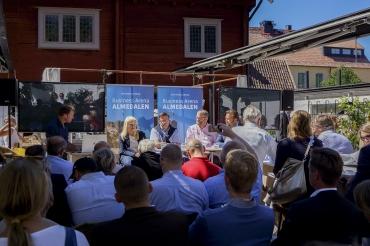 Fem tips till dig som vill diskutera social hållbarhet i Almedalen