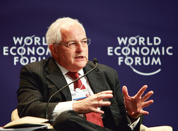 Foto: Qilai Shen / World Economic Forum
