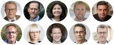 Vilken kommunpolitiker vill du träffa på Business Arena Stockholm?