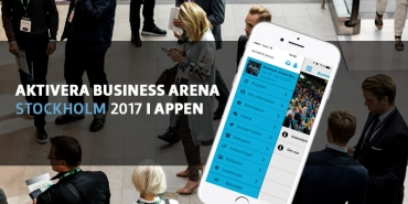 Missa inte Business Arena-appen