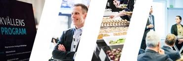 Se programöversikten för Business Arena Umeå 2018