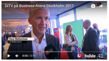 Di TV på plats i Umeå