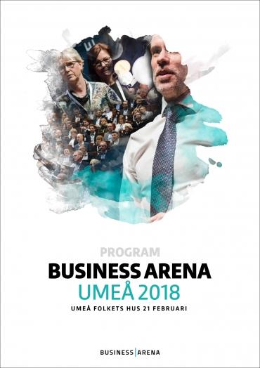 Första versionen av programmet för Umeå klar