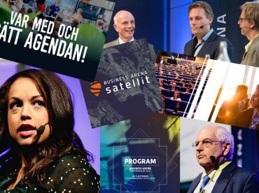 De 10 mest lästa nyheterna från Business Arena 2017