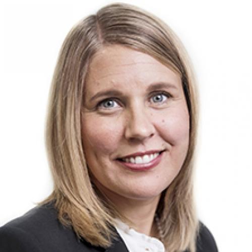Malin Lundgren, HR-chef, Bonava   Business Arena