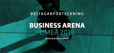 Första deltagarförteckningen för Umeå är klar!