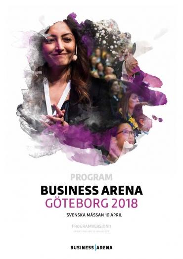 BA Göteborg: den första programversionen är klar!