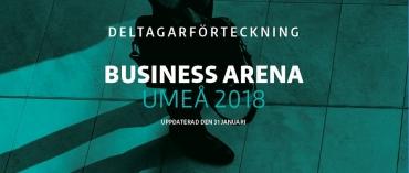 Se den andra deltagarförteckningen till Umeå