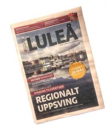Missa inte: tematidning om Luleå