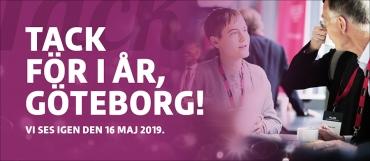 Tack för i år Göteborg!