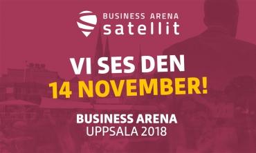 Välkommen att anmäla dig till Business Arena Uppsala