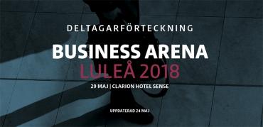 Se vilka som kommer till  Business Arena Luleå 2018