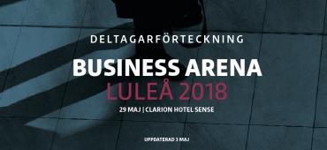 Vilka kommer till Luleå 29 maj?