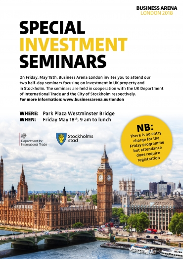 Special investment seminars
