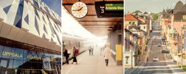 Diskutera framtidens Uppsala med oss i Almedalen