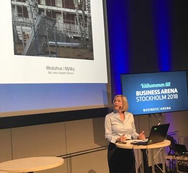 Är Wien lösningen på bostadsbristen?