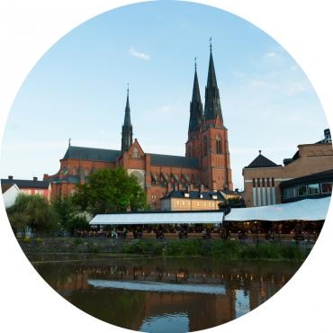 Tematidning om Uppsala