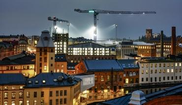 Sveriges logistiknav växer