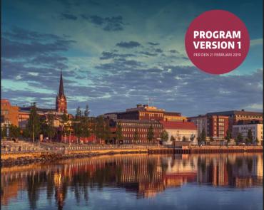 Tjuvkika på Luleå-programmet