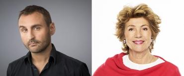 Johar Bendjelloul och Amelia Adamo leder Business Arena Norrköping