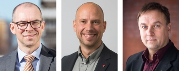Tung trio inleder i Umeå