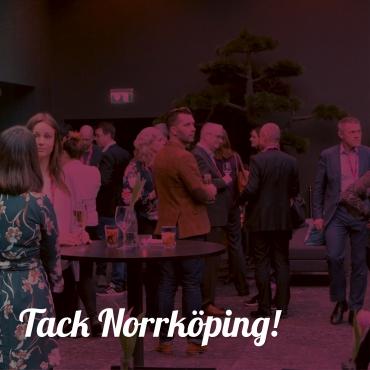 Tack Norrköping!
