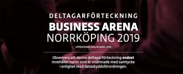 Slutgiltig deltagarförteckning BA Norrköping