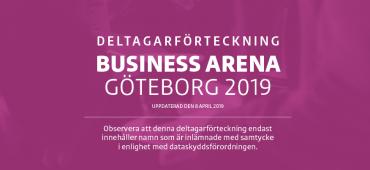 Vilka kommer till BA Göteborg?