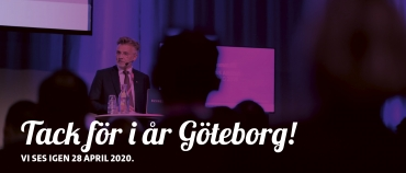 Tack Göteborg!