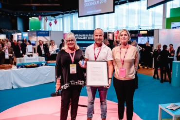 Priser och utmärkelser – på Business Arena Stockholm
