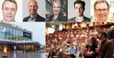 Matnyttig inledning på Business Arena Umeå