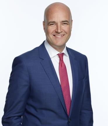 An interview with Fredrik Reinfeldt